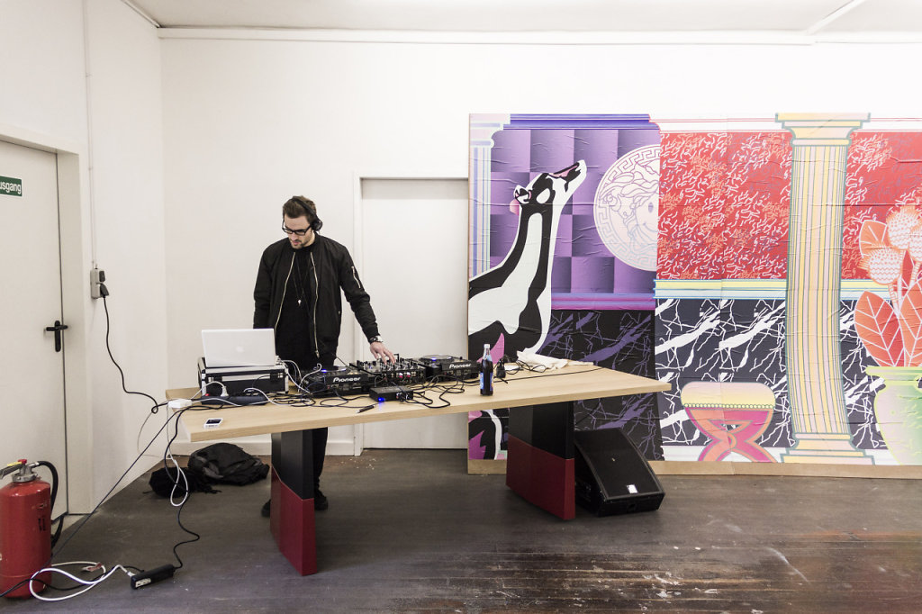DJ Astr000 & teure Wand