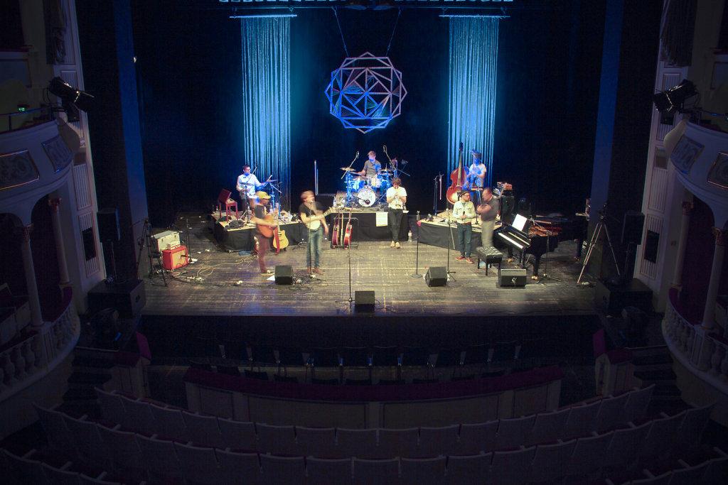 Bühnengestaltung Stadttheater Aschaffenburg